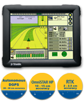 Automated Steering Systems Trimble Autopilot Dicky